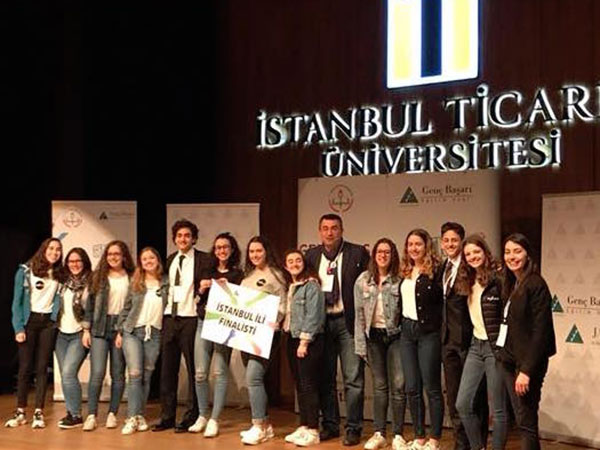 Turkish Education Foundation 3x Junior Achievement Program