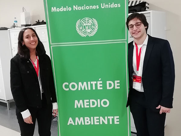 Spanish MUN (Model United Conference) Conferences